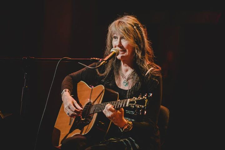 A concert of Vashti Bunyan during ⅩⅩⅢ Ars Cameralis Festival 2014