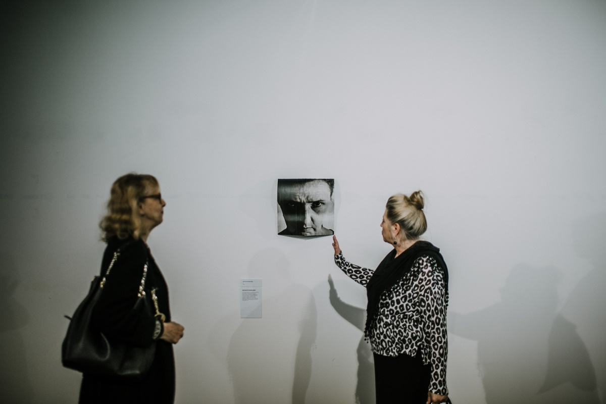 The opening of the exhibition, photo by Studio FilmLove